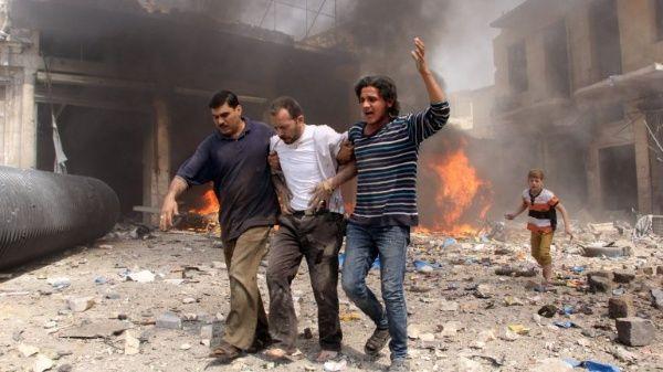 Siria ha sido blanco del uso de armas químicas por integrantes del Daesh.