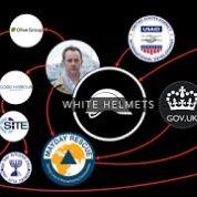 La oscura historia de los cascos blancos