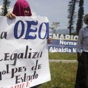 Respecto del bufón en el seno de la OEA, que se encargue su amo imperial.