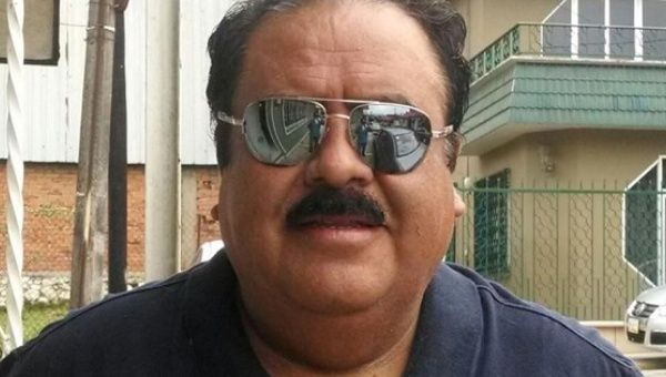 Mexican journalist Ricardo Monlui Cabrera covered local politics and the sugarcane industry.