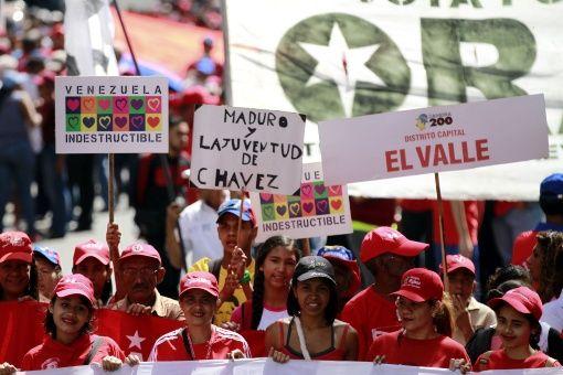 Las calles de Caracas serán nuevo escenario de repudio a política hostil de la derecha contra Venezuela.