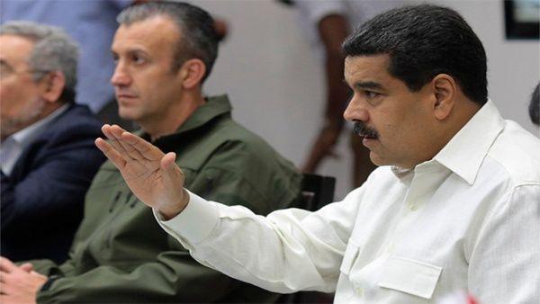Maduro llamó al Gobierno de México a cesar el apoyo a la política intervencionista promovida por la OEA.