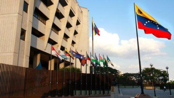 La Asamblea Nacional de Venezuela fue declarada en desacato desde 2016 y mantiene ese estado hasta la actualidad.
