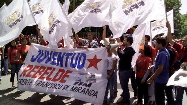 Pueblo revolucionario de Venezuela vuelve a las calles en defensa de la paz.