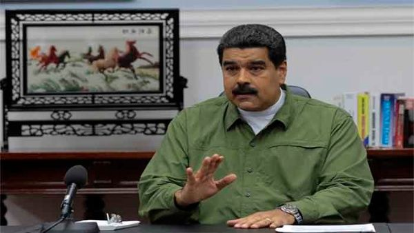 El mandatario denunció que un grupo de magnates en Miami, Estados Unidos, financia a la derecha venezolana para promover actos de violencia en el país.