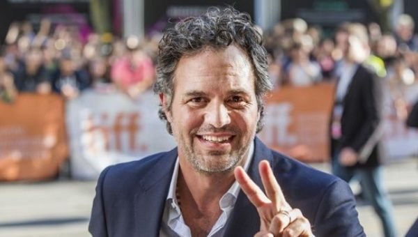 "Actor Mark Ruffalo arrives on the red carpet for the film ""Spotlight"" during the 40th Toronto International Film Festival in Toronto, Canada, Sept. 14, 2015."