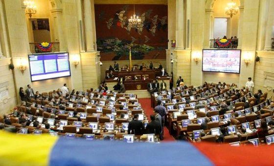 Con la reforma constitucional quedarían 182 congresistas en la cámara baja del Congreso, incluyendo las 16 Circunscripciones Especiales para la Paz.