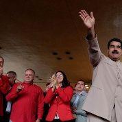 Maduro, el obrero demócrata