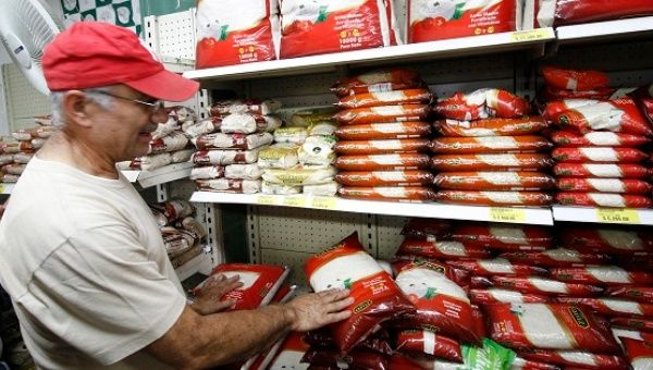 Russian wheat is helping to combat the political crisis in Venezuela.