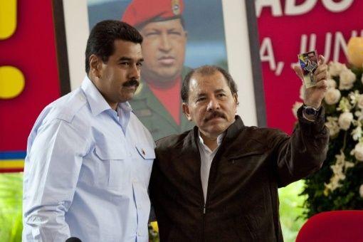 Los sandinista también respaldan la causa del pueblo palestino y la independencia de Puerto Rico.