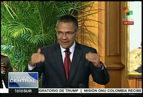 Gobierno de Venezuela denuncia ataque contra sedes del TSJ y Ministerio de Interior