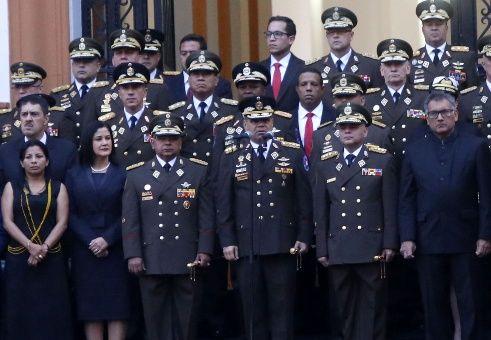 Este miércoles se conmemora en Venezuela 206 años de la firma de independencia y el día de la Fuerza Armada Nacional Bolivariana de Venezuela.
