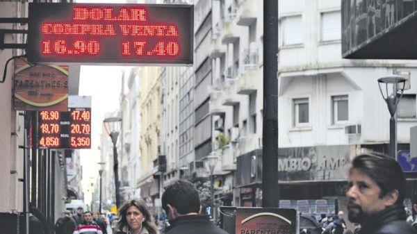 Der Peso in Argentinien befindet sich im freien Fall