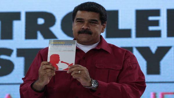 """El mandatario insistió en que el """"Proceso constituyente consolidará un país de iguales""""."""