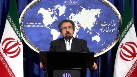 Qasemi apuntó que tomarán medidas en su debido tiempo de manera inteligente en respuesta a las sanciones de EE.UU.