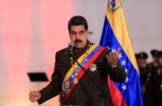 El mandatario agradeció al pueblo venezolano, por su confianza y su apoyo.