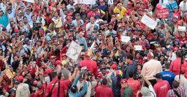 Lo que está planteado es un diálogo superior en medio del conflicto y violencia en la que comienza a desenvolverse la situación de Venezuela.