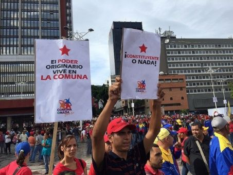 Los brasileños se unieron en muestra de solidaridad al pueblo venezolano, acosado por grupos violentos que pretenden desestabilizar el país.