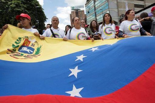 China confía en que el Gobierno y el pueblo venezolano pueden manejar sus asuntos internos.