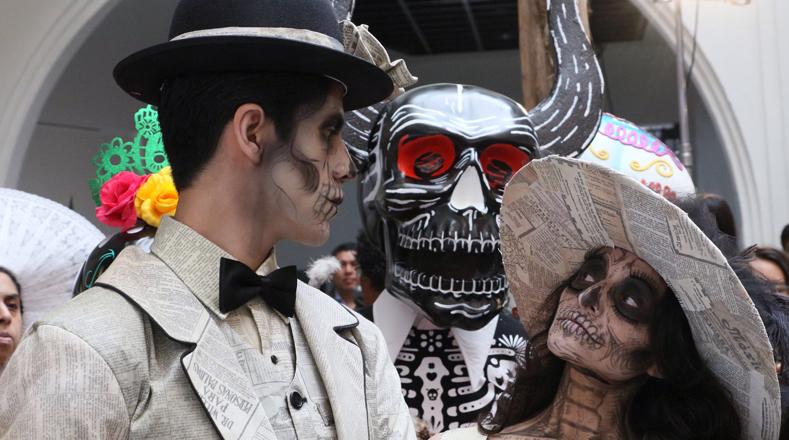 Este desfile fue organizado por cuarto año consecutivo por la Asociación Nacional de Artistas Mega Body Paint México.