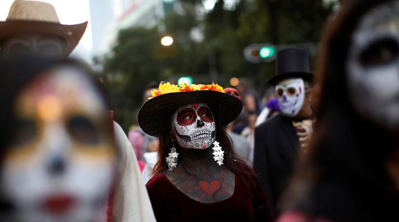 El evento se llevó a cabo a lo largo del Paseo de la Reforma, una de las avenidas más emblemáticas de la capital mexicana.