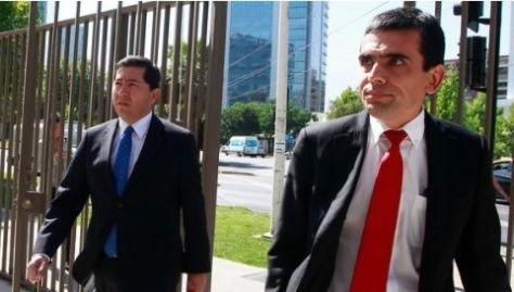 Ambos exfiscales cuestionaronla determinación de la Fiscalía regional de pedir una salida alternativa al juicio oral para Iván Moreira.