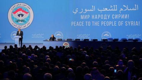 En el Diálogo Nacional Sirio se acordó una comisión encargada de redactar la nueva Carta Magna de Siria.
