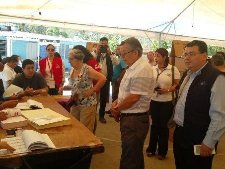 Arena no votará por superar veto de Bukele al voto desde el exterior
