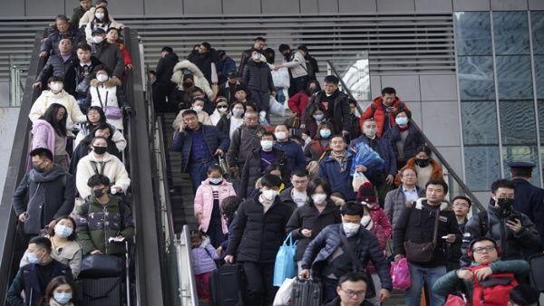 Aumentan a 291 los casos confirmados de coronavirus en China ...