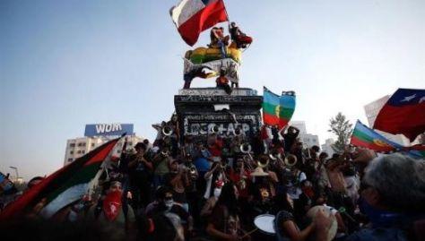 Chile: Piñera y sus Leyes represivas versus la subversión de un pueblo
