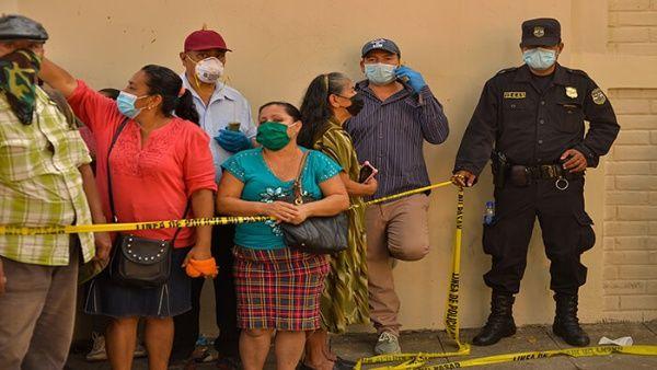 Bukele declara al país zona epidémica sujeta a control sanitario