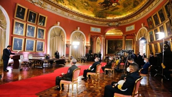 El presidente Nicolás Maduro acotó que la futura Ley estará vigente mientras dure el bloqueo o permanezcan las sanciones unilaterales de EE.UU.