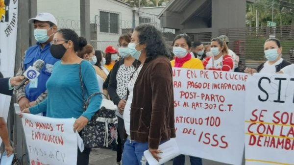 Huelga de hambre de trabajadoras de Florenzi cumple 2 semanas