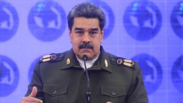 El presidente Nicolás Madurodenunció que el Gobierno colombiano ha intentadosobornar a más de 600oficiales venezolanos.