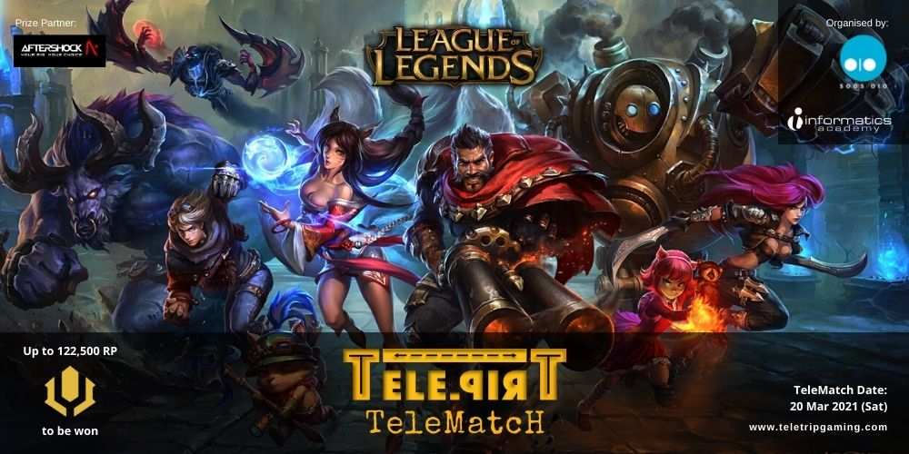 TeleMatch League of Legends – 20 Mar 2021