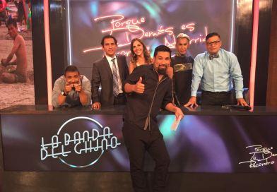 La Banda del Chino en América Televisión
