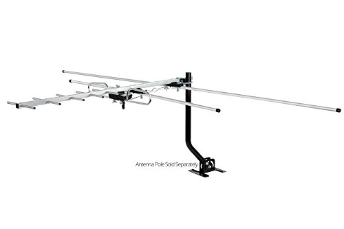 ViewTV DA-290 Indoor / Outdoor Compact Yagi HDTV Antenna