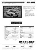 Marantz Television Manual Downloads