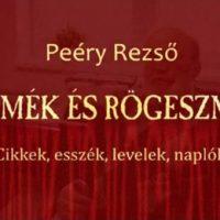 Peéry Rezső, a Sarló és mi