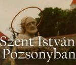 Szent István Pozsonyban