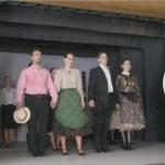 Ifjú Szivek Táncszínház Népszámlálási turné 2011