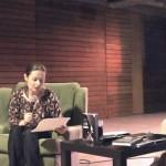 Király Kinga Júlia: A test hangjai – bemutatja Görözdi Judit, irodalomtörténész