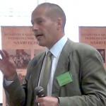 II. Rákóczi Ferenc Pedagógiai Szabadegyetem Horváth Attila oktatáskutató