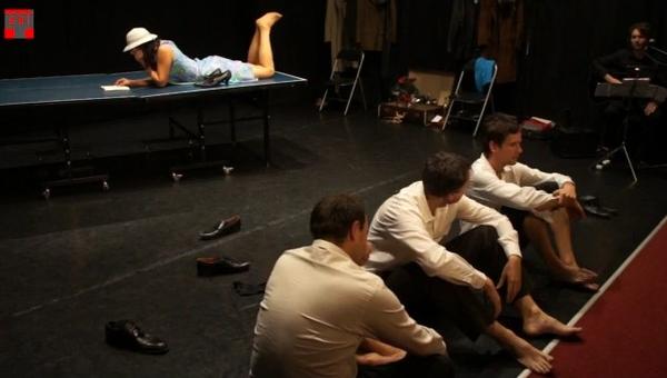 A CSAVAR (Csallóközi Vándorok) színház premierje: Szeptember elsején (vagy máskor) – Pavol Rankov darabjának bemutatója