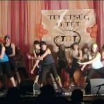 A Sunshine tánccsoport műsora