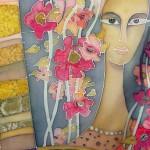 Képzőművészti kiállítás a somorjai Művészeti Alapiskola koncertermében