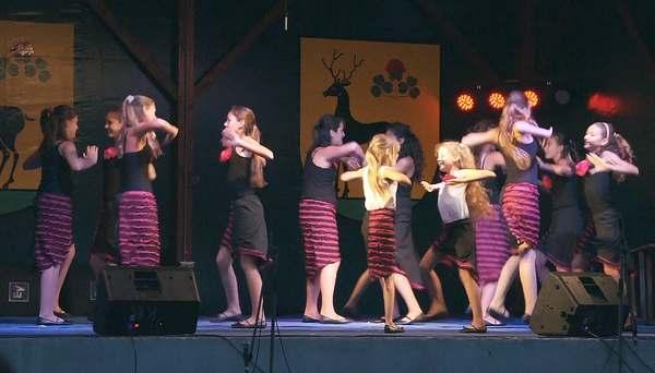 Mini Tini táncegyüttes