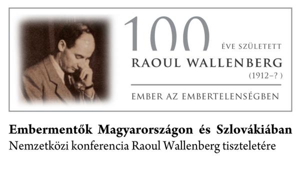 Raoul Wallenberg konferencia