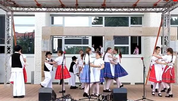 Csallóközi Gyermektánccsoport Dunaszerdahely
