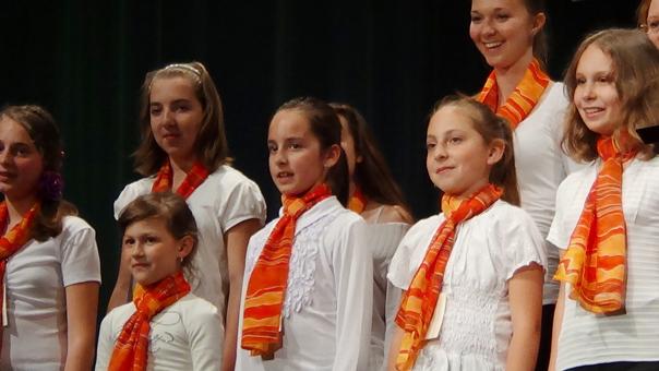 XV. Csengő Énekszó, Érsekújvár